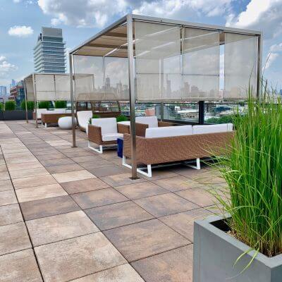 Highview creations green roof