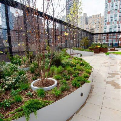 Highview-Gracie Square Hospital-Rooftop Garden NYC